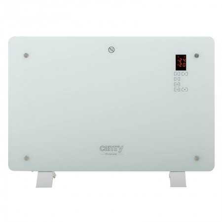 Camry Aquecedor de painel de vidro convetor LCD 1500W - CR7721