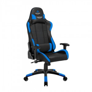 Cadeira Gaming Alpha Gamer Vega Black/Blue - AGVEGA-BK-BL