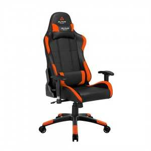 Cadeira Gaming Alpha Gamer Vega Black/Orange - AGVEGA-BK-O