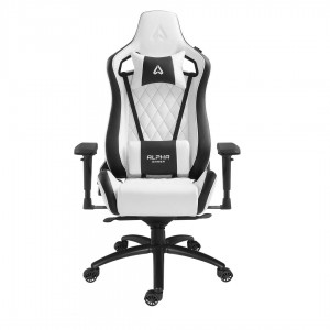Cadeira Gaming Alpha Gamer Polaris Office Branco - AGPOLARISOE-W
