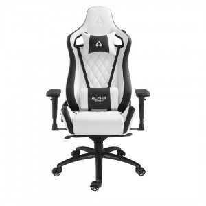 Cadeira Gaming Alpha Gamer Polaris Office Branco - AGPOLARISOE-W