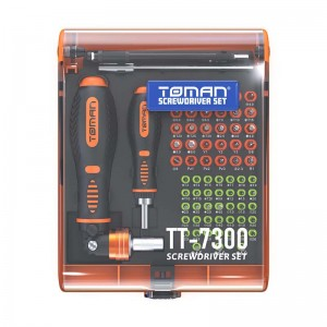 Toman 73 Pcs Screwdriver...