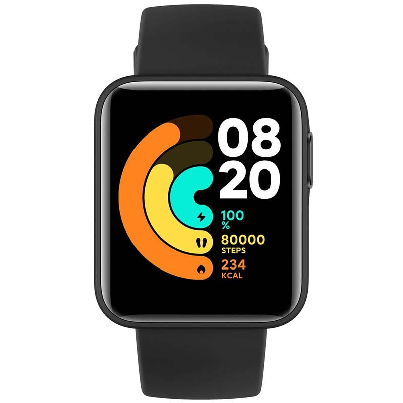 Xiaomi Mi Watch Lite - Preto