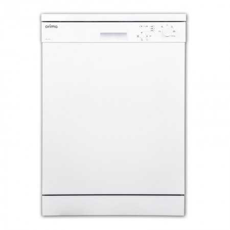 Maquina Lavar Loiça Orima ORC161W  - 12 Talheres - 60cm - Branco