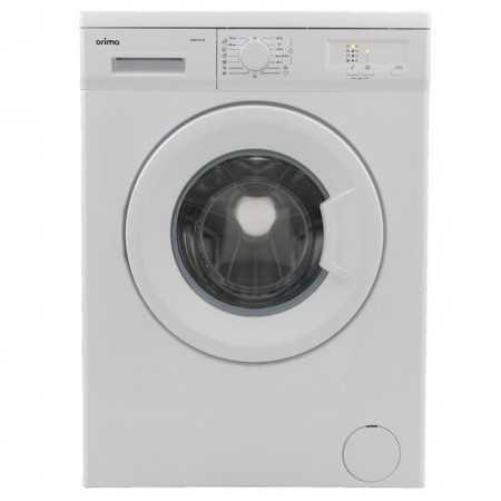 Maquina Lavar Roupa Orima ORM1051W - 1000rpm - 5Kg - Branca