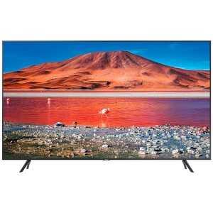 """TV Samsung 65"""" TU7105 LED..."""