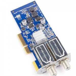 Dreambox DVB-S2X FBC Multistream Twin Tuner - 8 desmoduladores