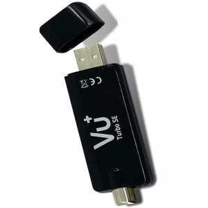 VU+ Turbo SE Combo DVB-C/T2...