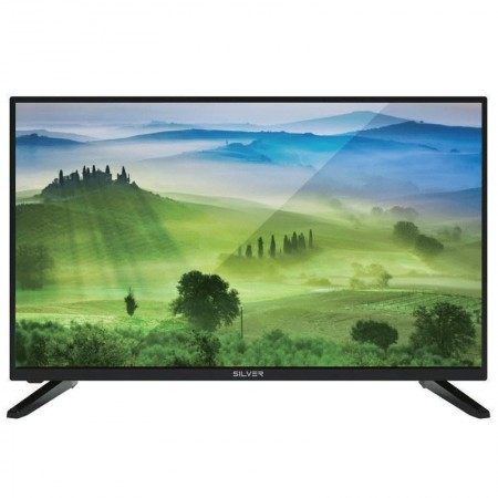 "Smart TV LED 32"" Silver - LE410004 - HD"