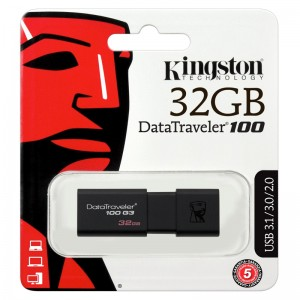 Kingston 32Gb Data Traveler...