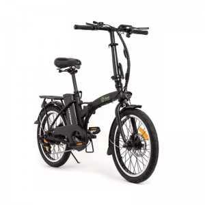 Bicicleta Eléctrica YouRide Amsterdam Urbana