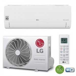 Ar Condicionado LG S18ETNSK...