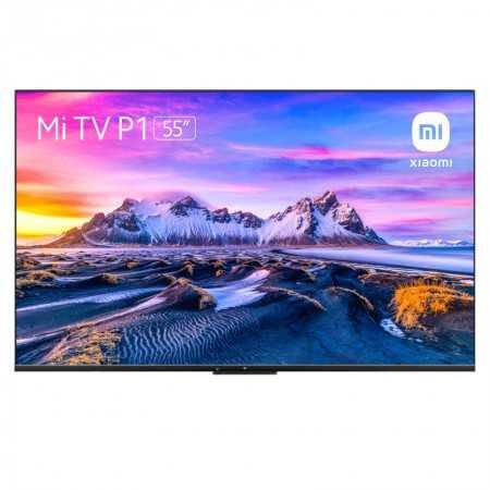Mi Smart TV P1 55'' LED 4K- Android TV- L55M6-6AEU