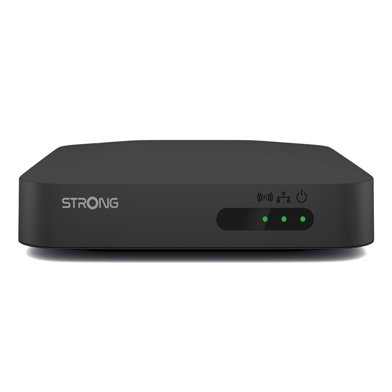 Android TV box 4K UHD HDR Strong - LEAP-S1