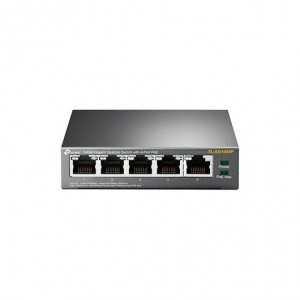 Switch POE 5 Portas TP-Link...