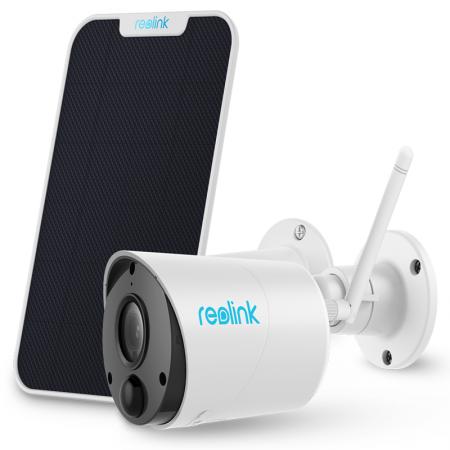 Câmara de Videovigilância Wi-Fi Reolink - Argus Eco