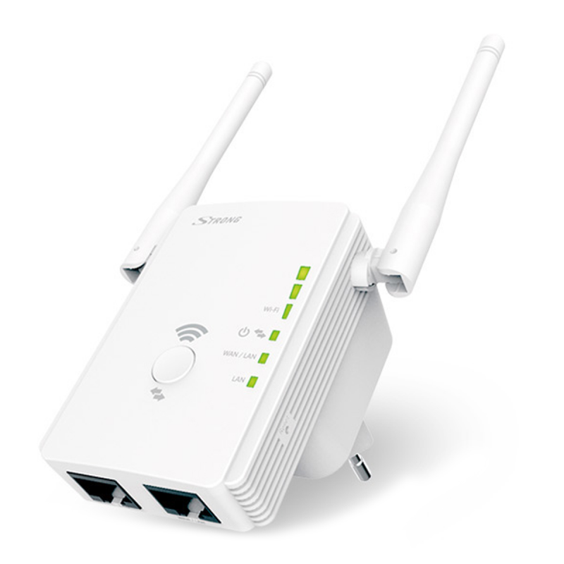 WiFi Repeater 300Mbps Strong