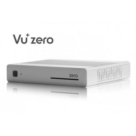 SAT Receiver Vu+ Zero White