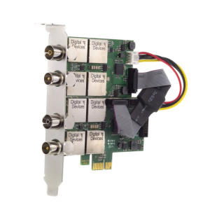 Quad Tuner DVB-C/C2/T/T2 V7 Digital Devices