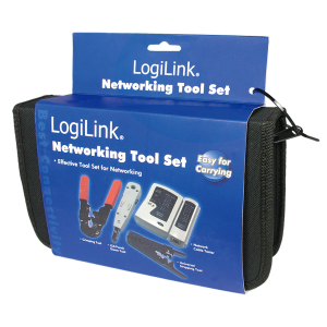 Mini Networking Tool Set LogiLink