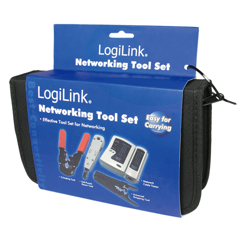 Mini Kit Instalador Redes