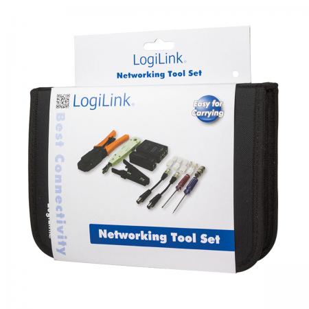 Kit Básico Instalador de Redes 50 Peças LogiLink
