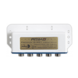 Outdoor Diseqc Amiko 2.0 Switch 4 Ports