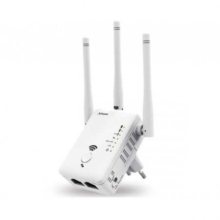 WiFi Repeater Dual Band ac 750 Mbit/s Strong
