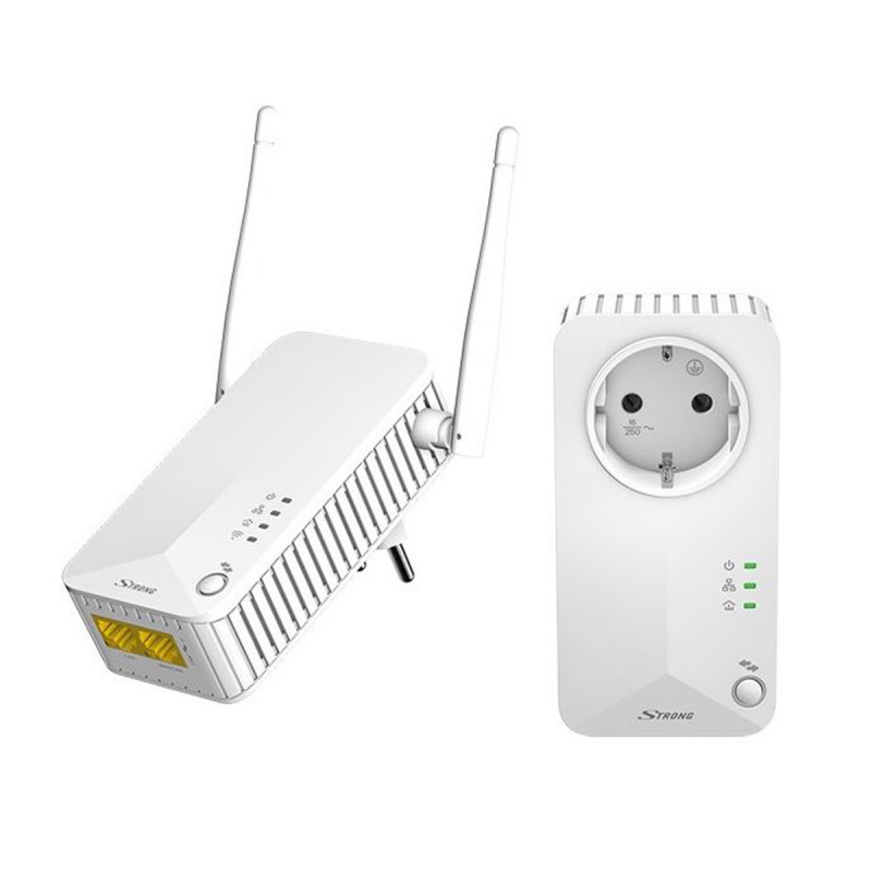 KIT Powerline Wi-Fi 500Mbit/s Strong