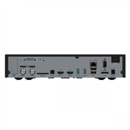 GIGABLUE QUAD UHD 4K DVB-S2