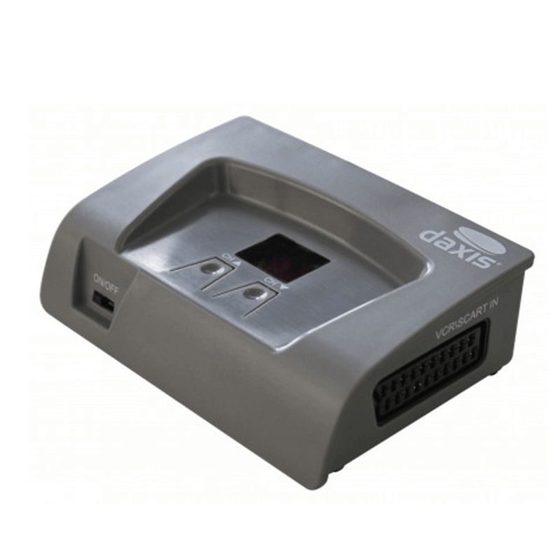 Modulador Digital VHF/UHF Daxis