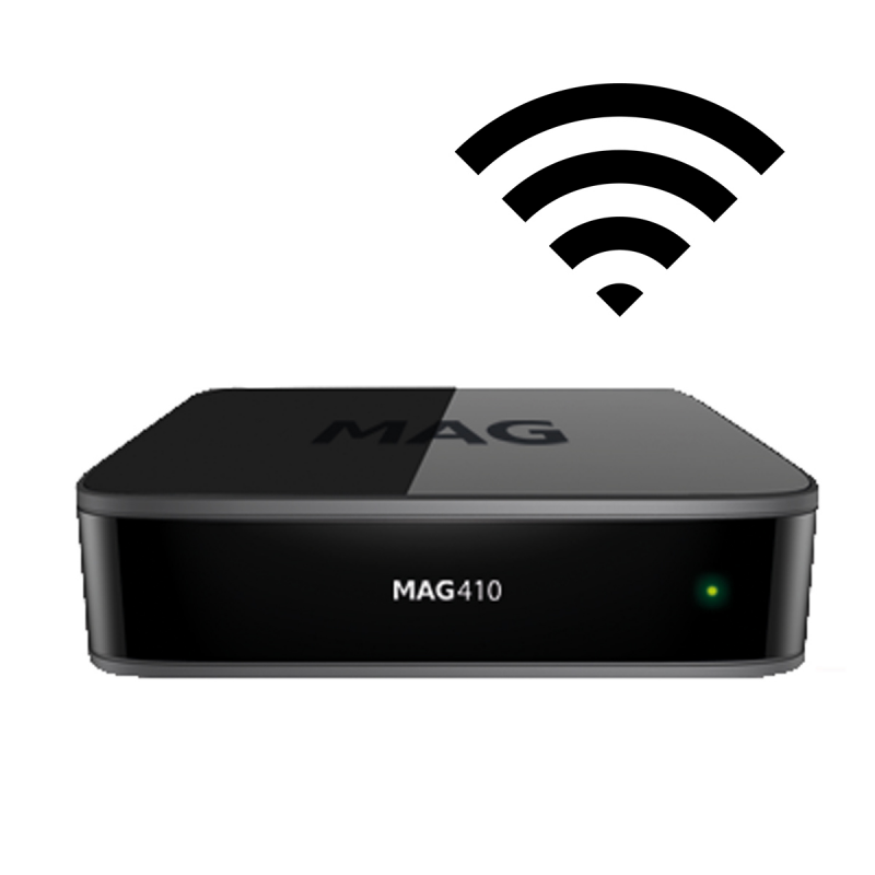 MAG410 ANDROID 6.0 4K Wi-Fi