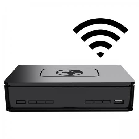 MAG351 IPTV 4K Wi-Fi ac CPU Broadcom 12K DMIPS