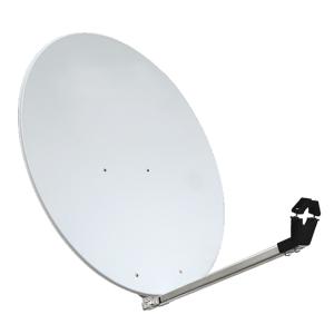Aluminum Satellite Dish 80cm