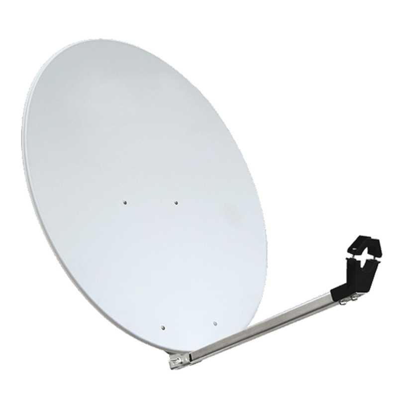 Antena Parabólica 80cm Alumínio