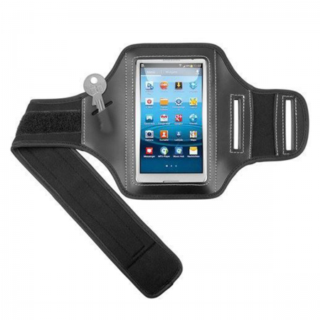"Bolsa de Desporto Para SmartPhone Galaxy S3,S2,S4 E HTC Ecra 5"""
