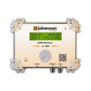 Modulador HDMI Johansson 8202