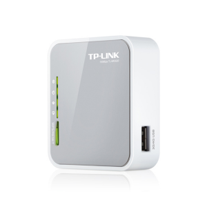 Portable 3G/4G Wireless N Router