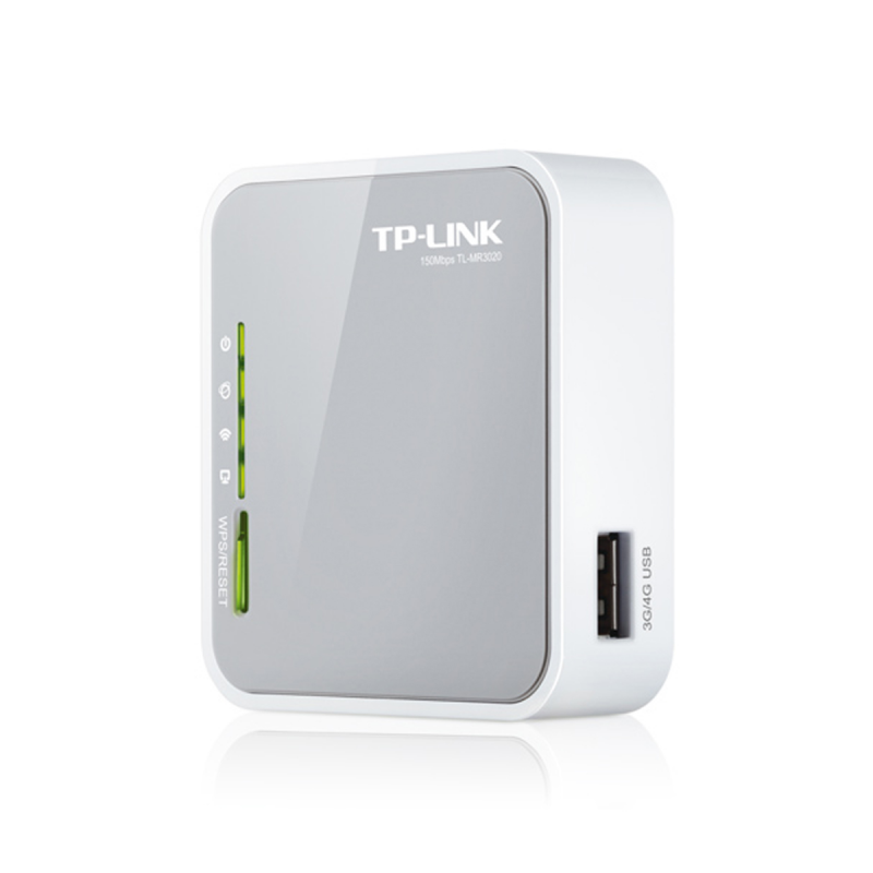 Router Portátil 3G/4G Wireless-N