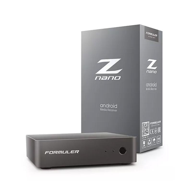 Formuler Z Nano 4K Android IPTV