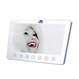 """Monitor LCD Daxis para Videoporteiro 7"""" a cores"""