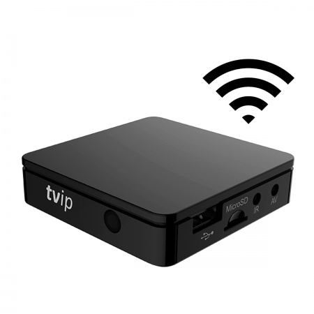 TVIP S412 - Linux Android - HD