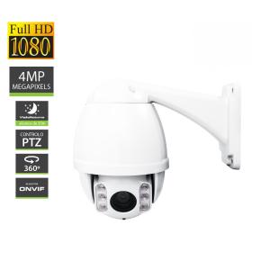 IPCAM Amiko PTZ50S400 Controlo PTZ 360º 4MP