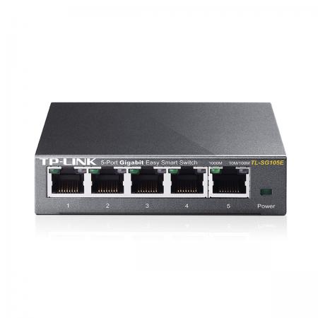 HUB Switch 5 Portas Gigabit TP-Link