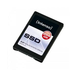 "SATA3 2.5"" 256GB Intenso Hard Disk"