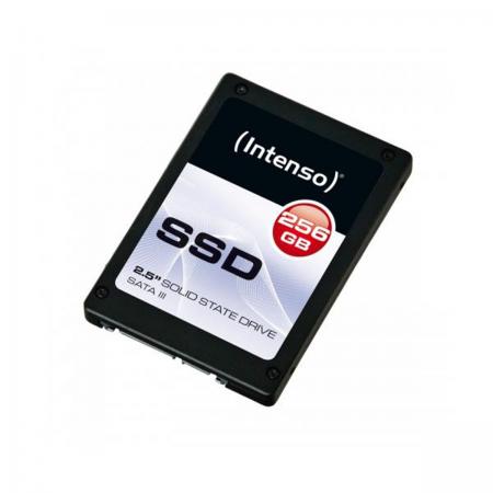 """Disco Duro SSD 2.5"""" 256GB SATA3 Intenso"""