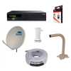 Economic SAT & Cable/T2 KIT Amiko HD8265+