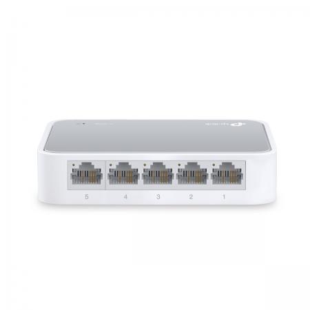 5-Port 10/100Mbps Desktop Switch