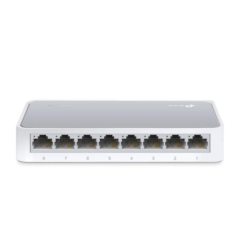 TP-Link 8-Port 10/100Mbps Desktop Switch