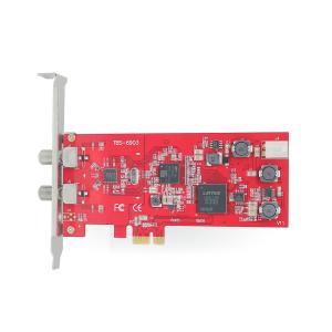 TV Card TBS 6903 PCI Express Dual Tuner DVB-S/S2 Professional